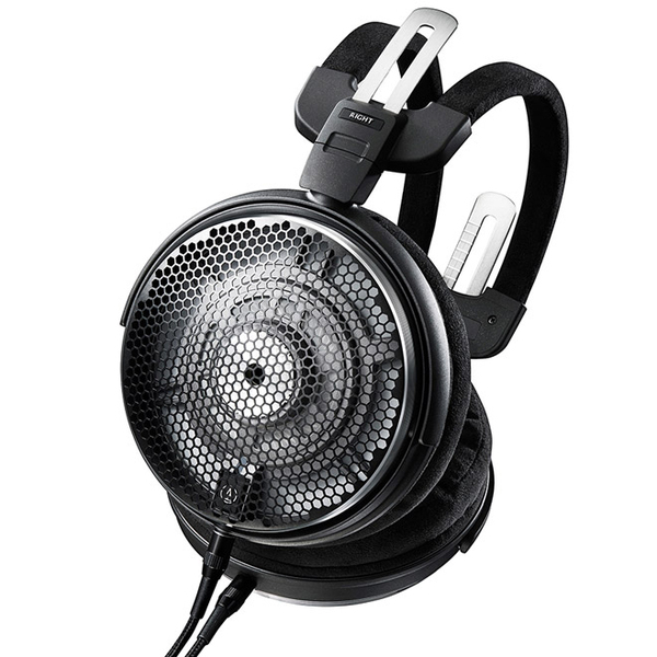 Охватывающие наушники Audio-Technica ATH-ADX5000 Black наушники audio technica ath sr5bt black