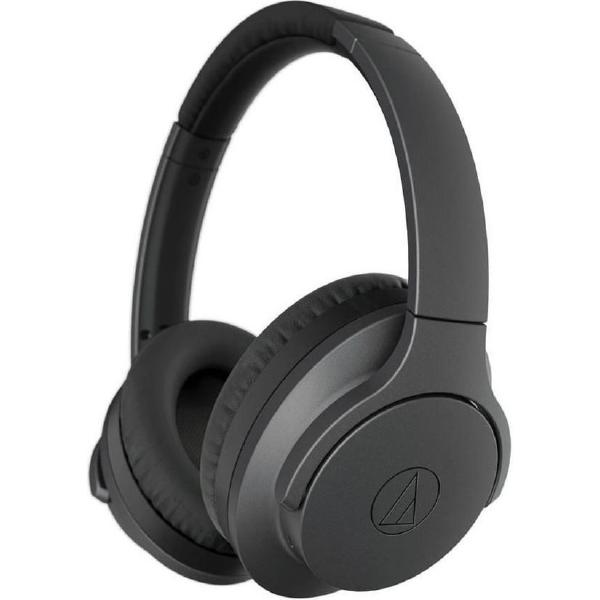 Фото - Беспроводные наушники Audio-Technica ATH-ANC700BT Black беспроводные наушники audio technica ath s200bt gray blue