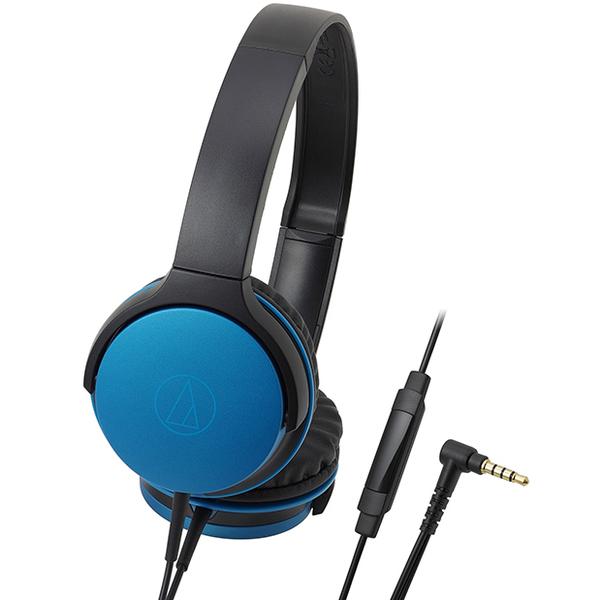 лучшая цена Охватывающие наушники Audio-Technica ATH-AR1IS Blue