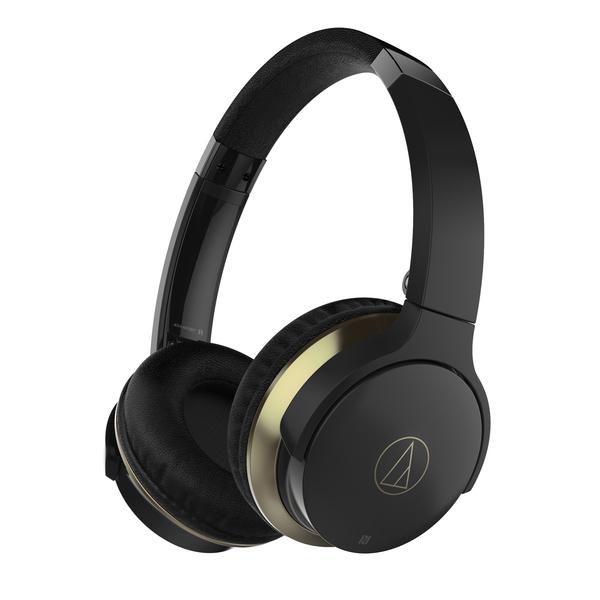 Беспроводные наушники Audio-Technica ATH-AR3BT Black наушники полноразмерные audio technica ath m50x black