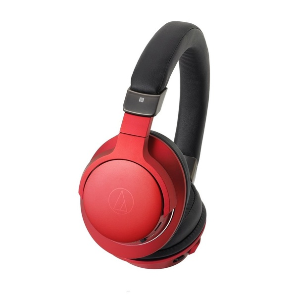 Беспроводные наушники Audio-Technica ATH-AR5BT Red наушники audio technica ath m50xrd red page 5