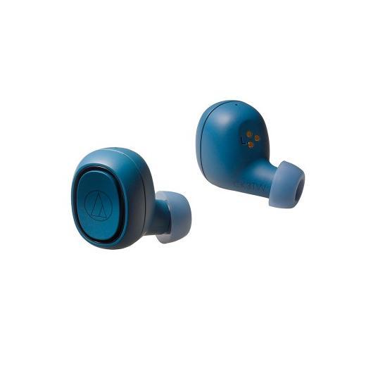 Беспроводные наушники Audio-Technica ATH-CK3TW Blue