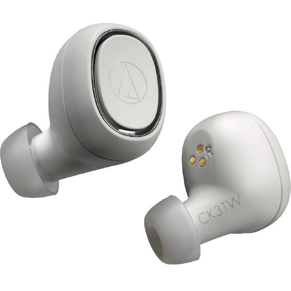 Беспроводные наушники Audio-Technica ATH-CK3TW White