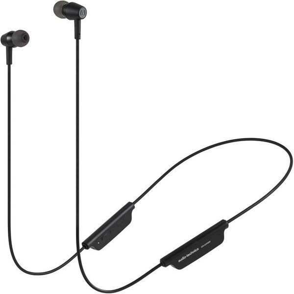 Фото - Беспроводные наушники Audio-Technica ATH-CLR100BT Black беспроводные наушники audio technica ath s200bt gray blue