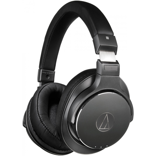 Беспроводные наушники Audio-Technica ATH-DSR7BT Black наушники audio technica ath pro5mk3 black