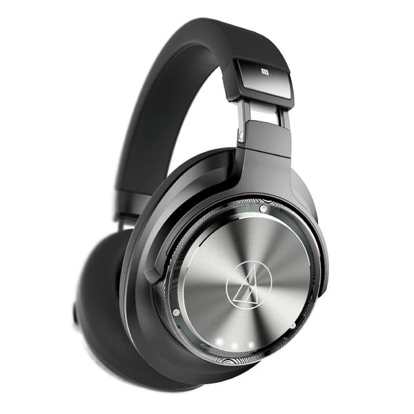 Беспроводные наушники Audio-Technica ATH-DSR9BT Black sony wi c400 black беспроводные наушники