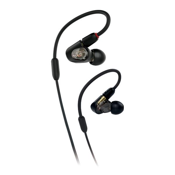 Внутриканальные наушники Audio-Technica ATH-E50