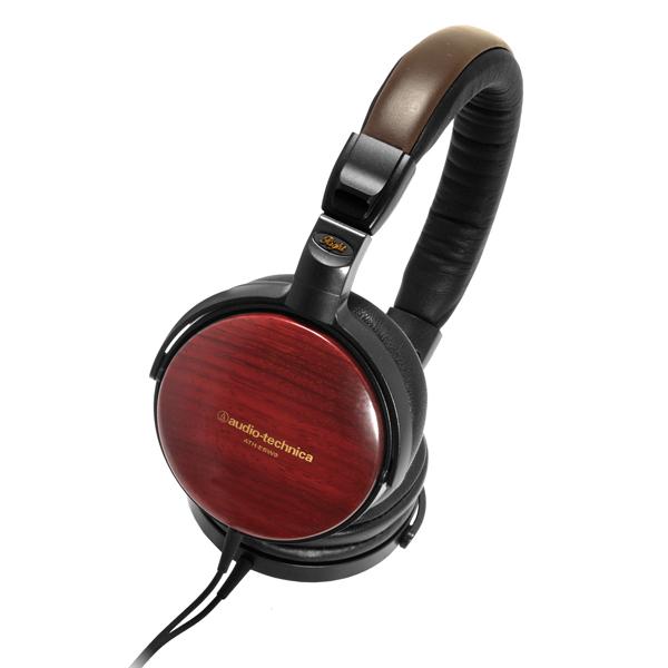 Накладные наушники Audio-Technica ATH-ESW9 Rosewood вставные наушники audio technica ath ckb50 черный купон код jd1601 сумма покупок от 50$ скидка 5$ от 100$ скидка 10$
