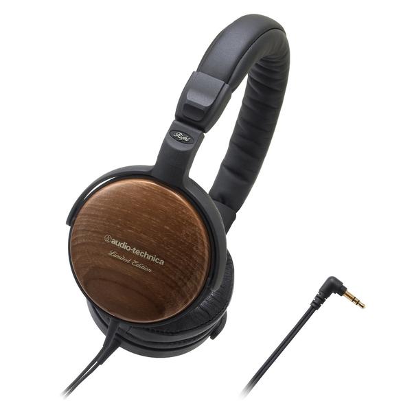 Накладные наушники Audio-Technica ATH-ESW9LTD Wood брукс м успокоение ltd