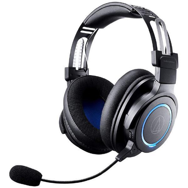 Беспроводные наушники Audio-Technica ATH-G1WL Black (уценённый товар)