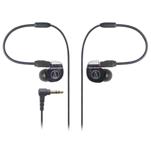 Внутриканальные наушники Audio-Technica ATH-IM02 внутриканальные наушники audio technica ath sport1is pink