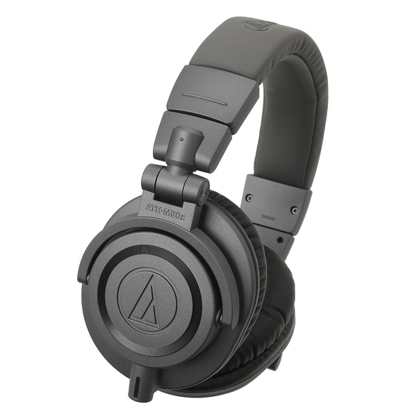 Охватывающие наушники Audio-Technica ATH-M50x Grey audio technica ath m50x mg