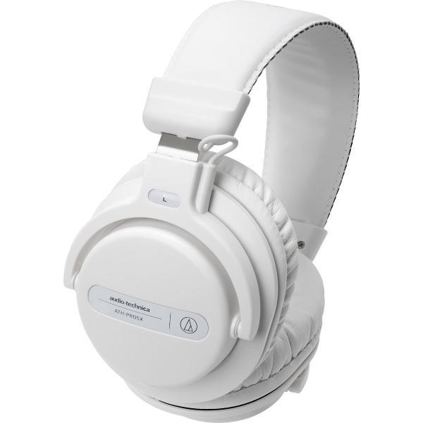 Фото - Охватывающие наушники Audio-Technica ATH-PRO5X White охватывающие наушники audio technica ath pro5x black