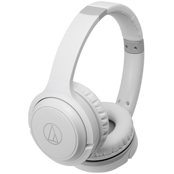 Беспроводные наушники Audio-Technica ATH-S200BT White наушники audio technica ath sr5 white