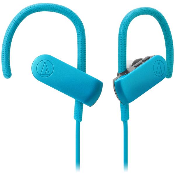 Беспроводные наушники Audio-Technica ATH-SPORT50BT Blue беспроводные наушники mettle s2 blue