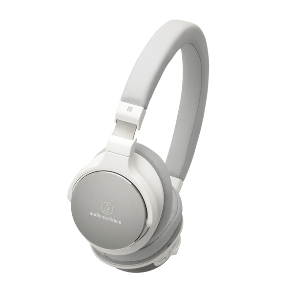 Беспроводные наушники Audio-Technica ATH-SR5BT White наушники audio technica ath sr5bt black