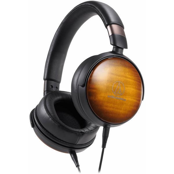 Охватывающие наушники Audio-Technica ATH-WP900 Wood