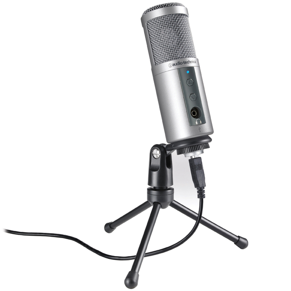 USB микрофон Audio-Technica ATR2500-USB микрофон blue microphones yeti usb