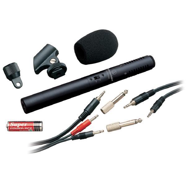 Микрофон для видеосъёмок Audio-Technica ATR6250X