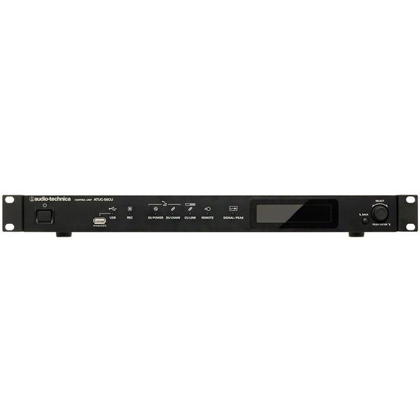 Микрофон для конференций Audio-Technica Контрольное устройство для конференц-системы ATUC-50CU аксессуары для микрофонов радио и конференц систем invotone mpf100