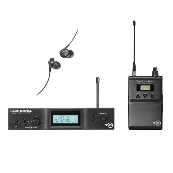 Система персонального мониторинга Audio-Technica M3 diy m3 screw nut for water cooled heat sink silver 8pcs
