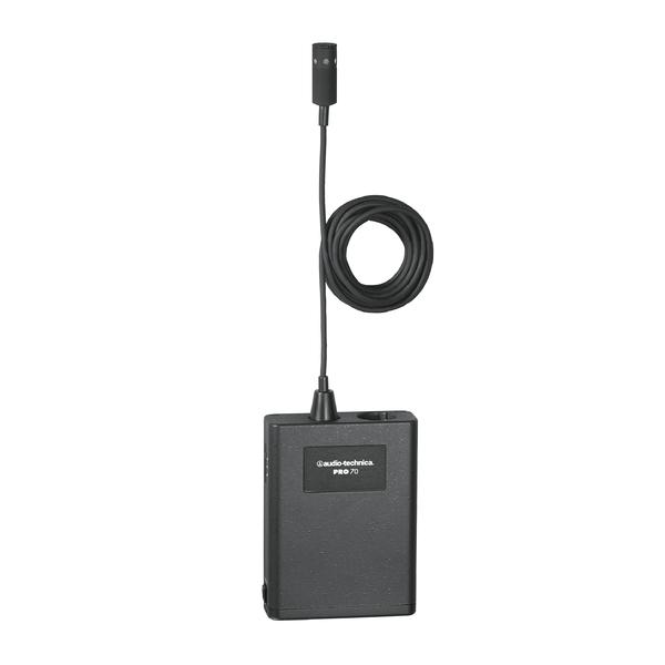 Инструментальный микрофон Audio-Technica PRO70 technica audio technica головка ath msr7se установлена портативная гарнитура с высоким разрешением качества hifi