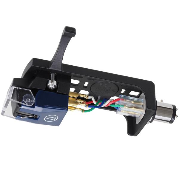 Головка звукоснимателя Audio-Technica VM520EB/H головка звукоснимателя audio technica at f2
