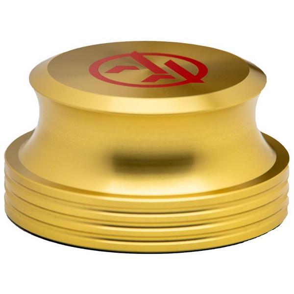 Фото - Товар (аксессуар для винила) Audio Anatomy Прижим для виниловых пластинок Stabilizer Gold щетка антистатическая audio anatomy carbon fibre brush