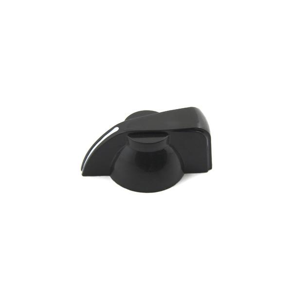 Ручка Audiocore AKN013 Black для потенциометров/селекторов ручка audiocore akn013 gold для потенциометров селекторов