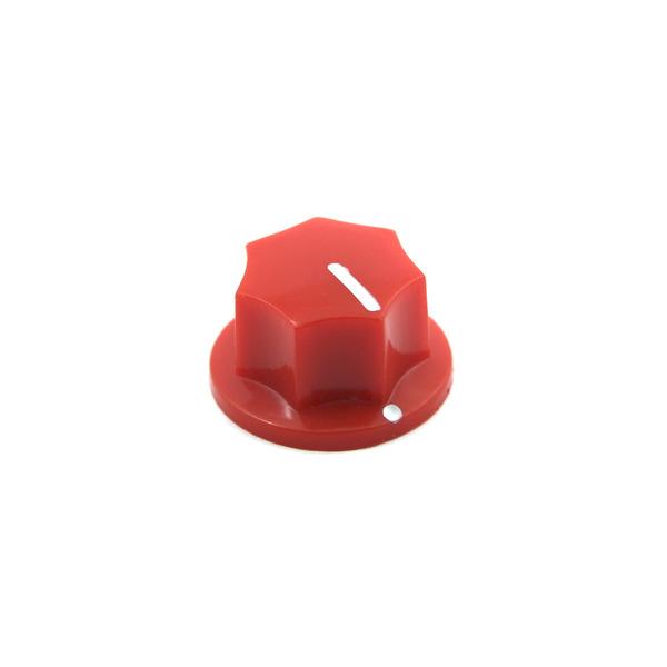 Ручка Audiocore AKN022 Red для потенциометров/селекторов термоусадка audiocore 15 mm red