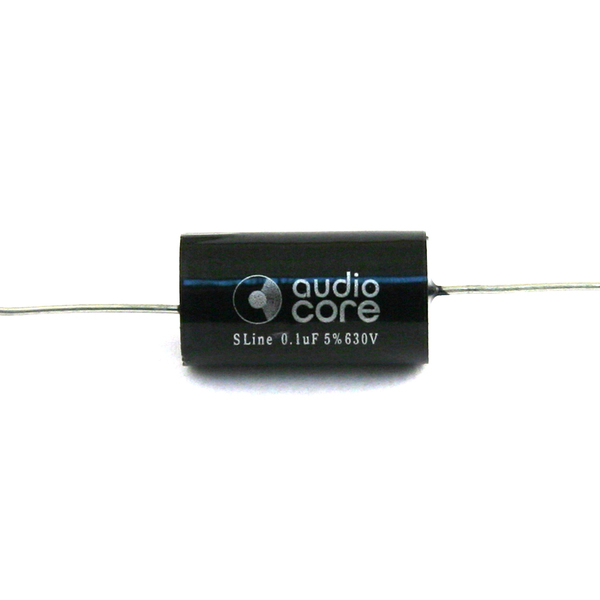 Конденсатор Audiocore S-Line 630 VDC 0.1 uF конденсатор audiocore s line 630 vdc 0 68 uf