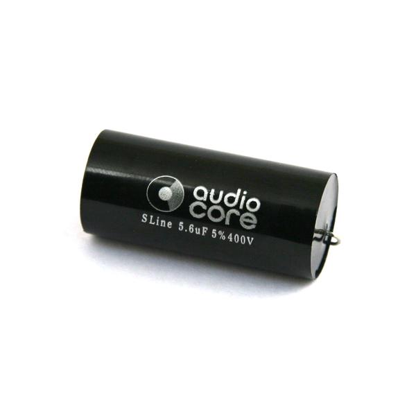 Конденсатор Audiocore S-Line 400 VDC 5.6 uF конденсатор audiocore s line 630 vdc 0 68 uf