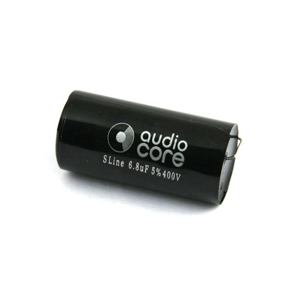 Конденсатор Audiocore S-Line 400 VDC 6.8 uF конденсатор audiocore s line 400 vdc 22 uf