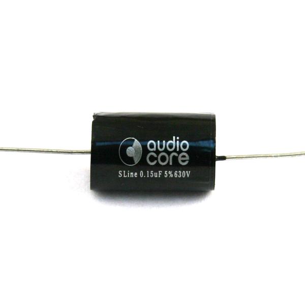 Конденсатор Audiocore S-Line 630 VDC 0.15 uF tech line 630 6 5x16 5x114 3 d67 1 et38 s