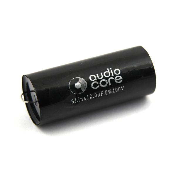 Конденсатор Audiocore S-Line 400 VDC 12 uF конденсатор audiocore s line 400 vdc 22 uf