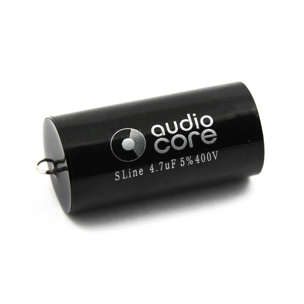 Конденсатор Audiocore S-Line 400 VDC 4.7 uF конденсатор audiocore s line 400 vdc 22 uf