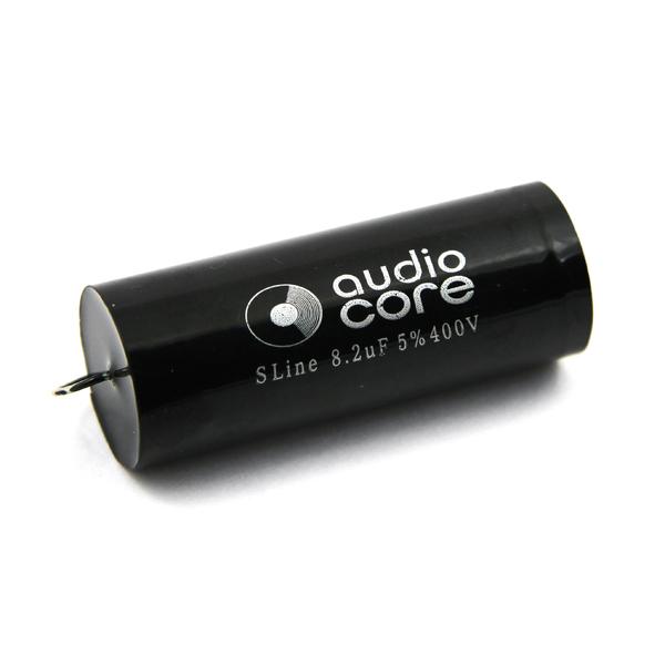 Конденсатор Audiocore S-Line 400 VDC 8.2 uF конденсатор audiocore s line 630 vdc 0 68 uf