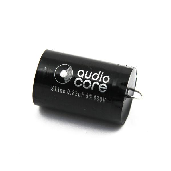 Конденсатор Audiocore S-Line 630 VDC 0.82 uF конденсатор audiocore s line 630 vdc 0 68 uf