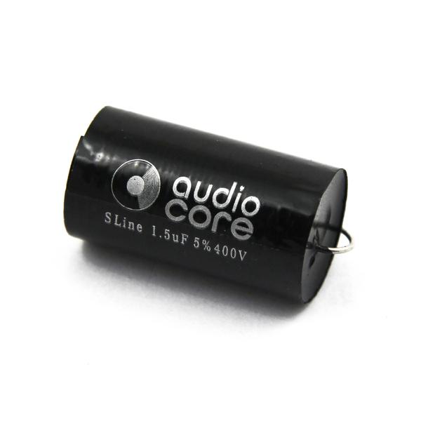 Конденсатор Audiocore S-Line 400 VDC 1.5 uF конденсатор audiocore s line 400 vdc 22 uf