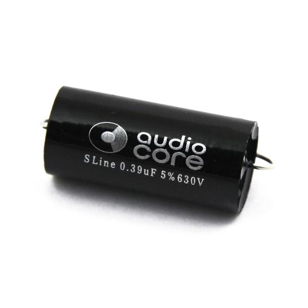 Конденсатор Audiocore S-Line 630 VDC 0.39 uF tech line 630 6 5x16 5x114 3 d67 1 et38 s