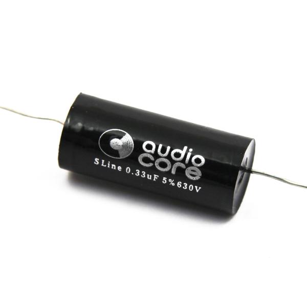 Конденсатор Audiocore S-Line 630 VDC 0.33 uF конденсатор audiocore s line 630 vdc 0 68 uf