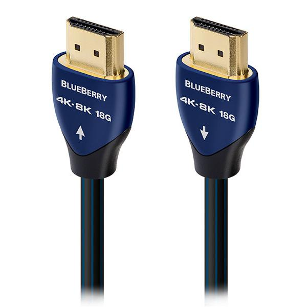 Кабель HDMI AudioQuest Blueberry PVC 5 m