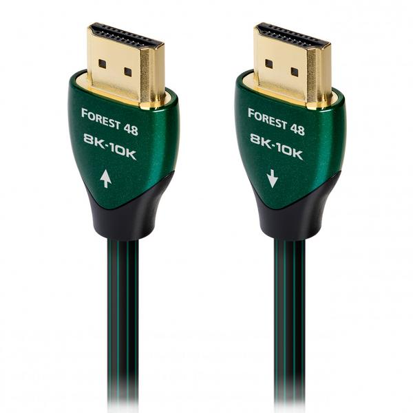 Кабель HDMI AudioQuest Forest 48 PVC 0.6 m