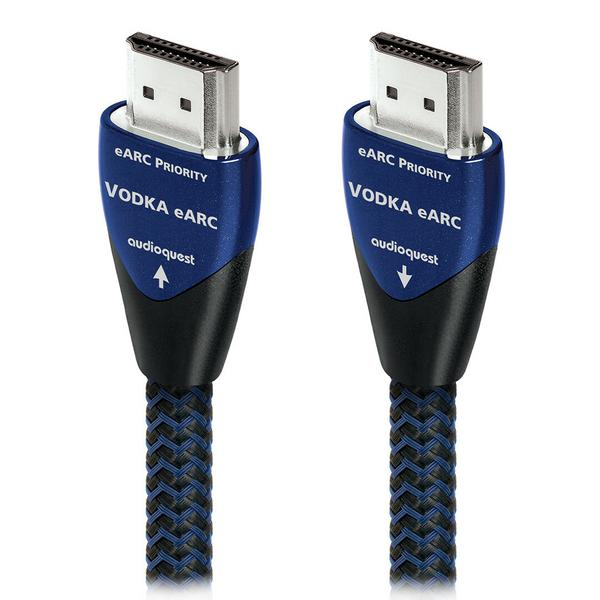 Кабель HDMI AudioQuest Vodka 48 eARC Priority Braid 3 m