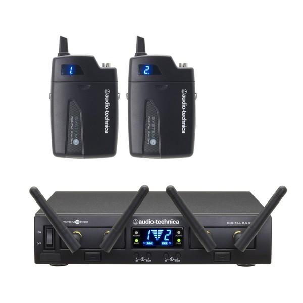 Радиосистема Audio-Technica ATW-1311 audio technica audiophile open air headphones