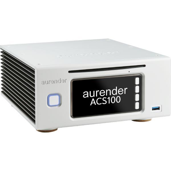 Сетевой проигрыватель Aurender ACS100 4Tb Silver