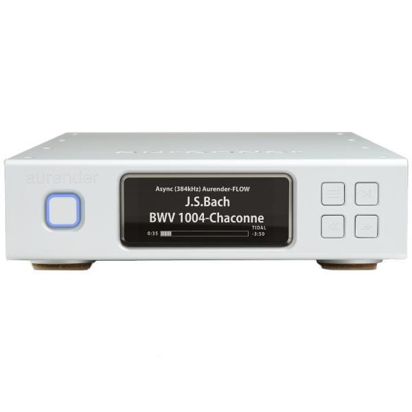Сетевой проигрыватель Aurender N100SC 2Tb Silver