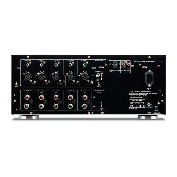 Многоканальный усилитель мощности Marantz от Audiomania