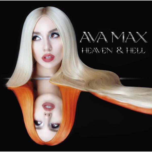 Ava Max - Heaven Hell (limited, Orange Colour)