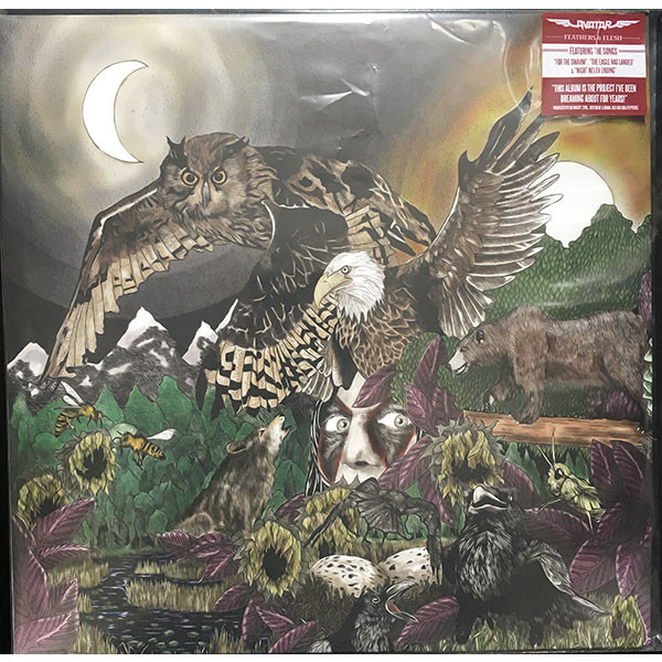 Avatar Avatar - Feathers   Flesh (2 LP) виниловая пластинка the wild feathers lonely is a lifetime 1 lp